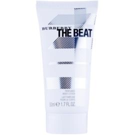 Burberry The Beat Körperlotion für Damen 50 ml