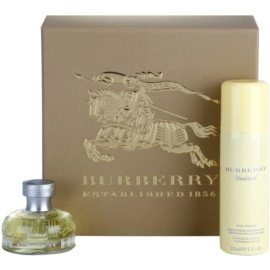 Burberry Weekend for Women ajándékszett VI.  Eau de Parfum 50 ml + dezodor szpré 150 ml