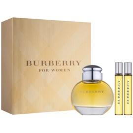 Burberry Burberry for Women coffret cadeau V.  eau de parfum 50 ml + eau de parfum 2 x 7,5 ml