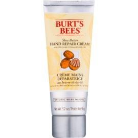 Burt's Bees Shea Butter Cocoa Butter & Sesame Oil krema za roke s kakavovim maslom  90 g