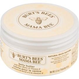 Burt's Bees Mama Bee vyživujúce telové maslo na brucho a pás  185 g