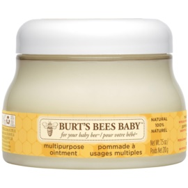 Burt's Bees Baby Bee Moisturizing And Nourishing Cream For Baby's Skin  210 g