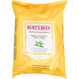 Burt's Bees White Tea feuchte Reinigungstücher  30 St.