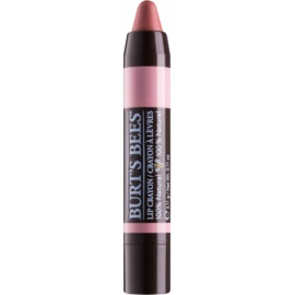 Burt's Bees Lip Crayon dünner Lippenstift mit Matt-Effekt Farbton 405 Sedona Sands 3,1 g