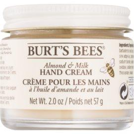 Burt's Bees Almond & Milk Hand Cream With Almond Oil  57 g
