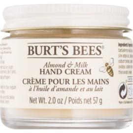 Burt's Bees Almond & Milk Handcreme mit Mandelöl  57 g
