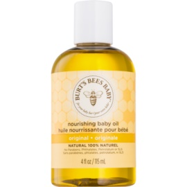 Burt's Bees Baby Bee Bath and Body Oil for Kids with Nourishing Effect  115 ml