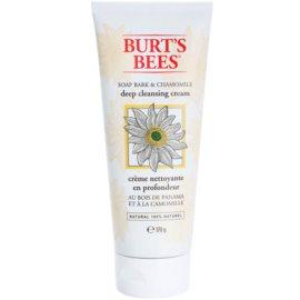 Burt's Bees Soap Bark & Chamomile tiefenreinigende Creme  170 g