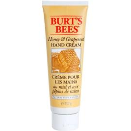 Burt´s Bees Honey & Grapeseed krema za roke za suho in razpokano kožo  73,7 g