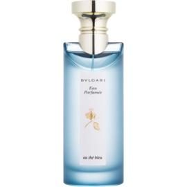 Bvlgari Eau Parfumée au Thé Bleu kölnivíz unisex 75 ml