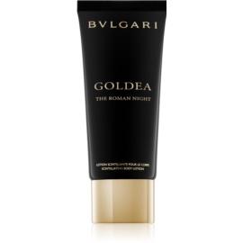 Bvlgari Goldea The Roman Night mleczko do ciała dla kobiet 100 ml  błyszczyk