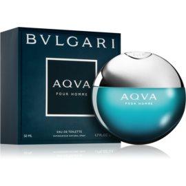 Bvlgari AQVA Pour Homme woda toaletowa dla mężczyzn 50 ml