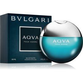 Bvlgari AQVA Pour Homme Eau de Toilette for Men 150 ml