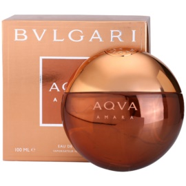 Bvlgari AQVA Amara Eau de Toilette voor Mannen 100 ml