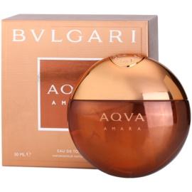 Bvlgari AQVA Amara Eau de Toilette für Herren 50 ml