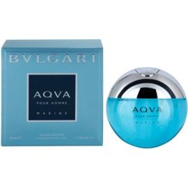 Bvlgari AQVA Marine Pour Homme Eau de Toilette for Men 50 ml