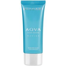 Bvlgari AQVA Marine Pour Homme balsam po goleniu dla mężczyzn 100 ml
