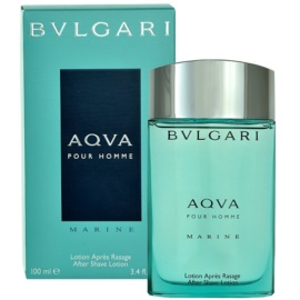 Bvlgari AQVA Marine Pour Homme after shave para homens 100 ml