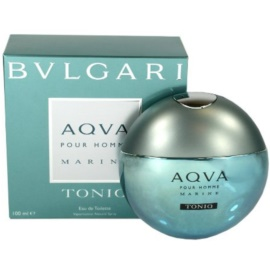 Bvlgari AQVA Marine Pour Homme Toniq Eau de Toilette für Herren 100 ml