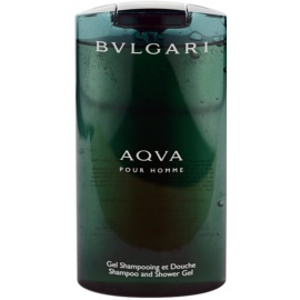Bvlgari AQVA Pour Homme gel de duche para homens 200 ml