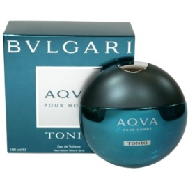 Bvlgari AQVA Pour Homme Toniq toaletní voda pro muže 100 ml
