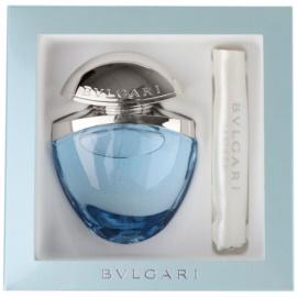 Bvlgari BLV II parfémovaná voda pro ženy 25 ml + saténový sáček