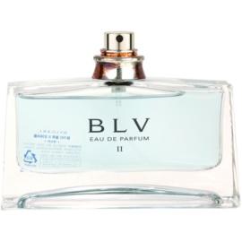 Bvlgari BLV II Parfumovaná voda tester pre ženy 75 ml