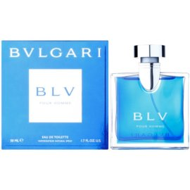 Bvlgari BLV pour homme Eau de Toilette für Herren 50 ml