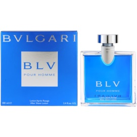 Bvlgari BLV pour homme after shave para homens 100 ml