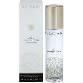 Bvlgari Mon Jasmin Noir tělový sprej pro ženy 100 ml