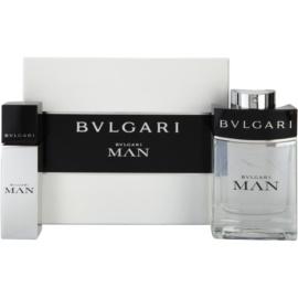 Bvlgari Man darilni set VII. toaletna voda 100 ml + toaletna voda 15 ml