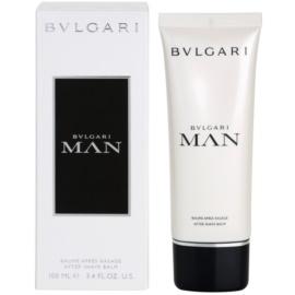 Bvlgari Man bálsamo após barbear para homens 100 ml