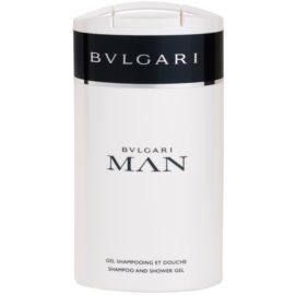 Bvlgari Man Douchegel voor Mannen 200 ml