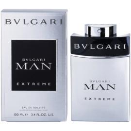 Bvlgari Man Extreme Eau de Toilette für Herren 100 ml