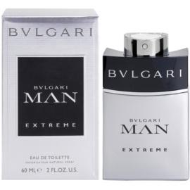 Bvlgari Man Extreme Eau de Toilette für Herren 60 ml