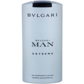 Bvlgari Man Extreme gel de duche para homens 200 ml
