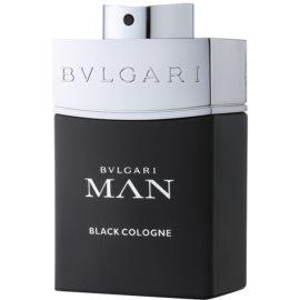 Bvlgari Man Black Cologne eau de toilette férfiaknak 60 ml