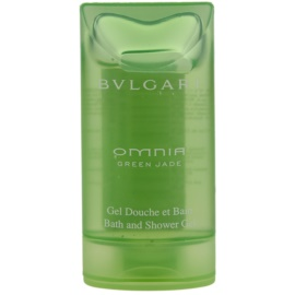 Bvlgari Omnia Green Jade sprchový gél pre ženy 30 ml
