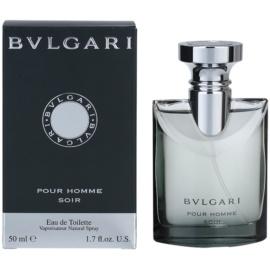 Bvlgari Pour Homme Soir woda toaletowa dla mężczyzn 50 ml