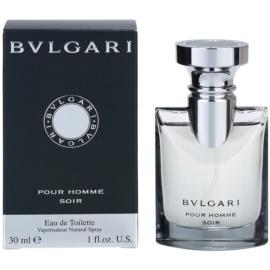Bvlgari Pour Homme Soir woda toaletowa dla mężczyzn 30 ml