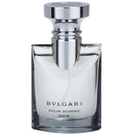 Bvlgari Pour Homme Soir Eau de Toilette for Men 30 ml