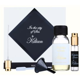 By Kilian Forbidden Games подарунковий набір І  парфумована вода наповнювач 50 ml + замінний флакон 7,5 ml + лійка  + пульверизатор