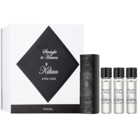 By Kilian Straight To Heaven, white cristal парфумована вода для чоловіків 4 x 7,5 мл (1x мінний флакон + 3x Наповнювач)