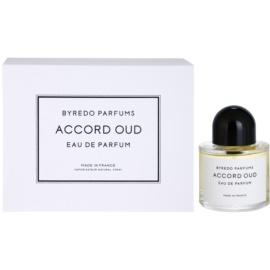 Byredo Accord Oud woda perfumowana unisex 50 ml
