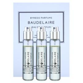 Byredo Baudelaire parfémovaná voda pro muže 3 x 12 ml (3x náplň s rozprašovačem)