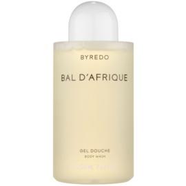 Byredo Bal D'Afrique gel doccia unisex 225 ml