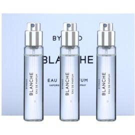 Byredo Blanche парфюмна вода за жени 3 x 12 мл. (3 бр.пълнители с пулверизатор)