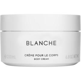 Byredo Blanche telový krém pre ženy 200 ml