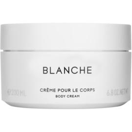 Byredo Blanche Körpercreme für Damen 200 ml