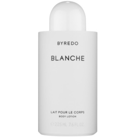 Byredo Blanche leite corporal para mulheres 225 ml